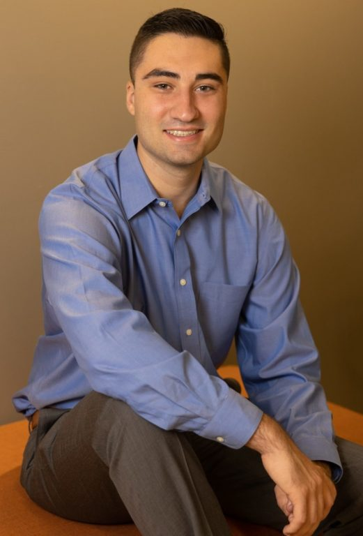 Jake Mangas, New Harbor Capital associate and investment team member
